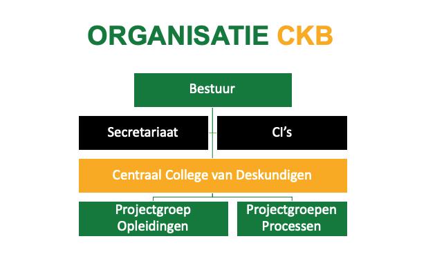 Organisatie CKB